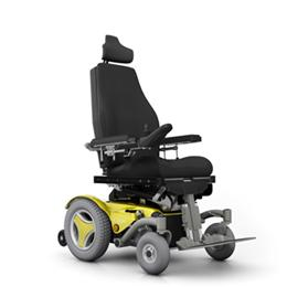 C350 Corpus Power Wheelchair