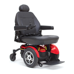 Jazzy Elite HD power chair