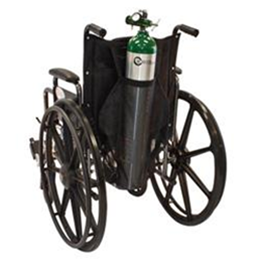 Oxygen Tank Wheelchair Bag