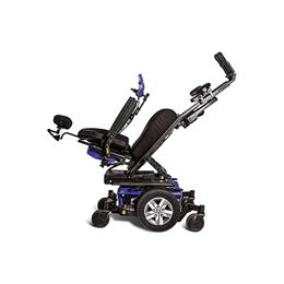 Quantum iLevel® power chair blue