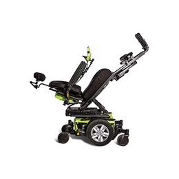 Quantum iLevel® power chair green