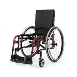 Quickie® 2 manual wheelchair side view