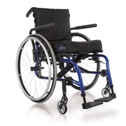 Quickie® 2 manual wheelchair