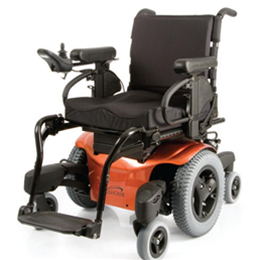 Sunrise Quickie QM-710 power wheelchair