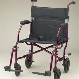 Wheelchair Transport Freedom Blu Retail